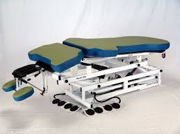 One of Our Comfort Craft Mid Split Electric Tables
