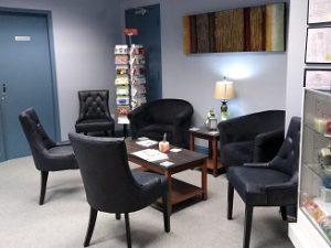 Stellar Massage LLC Reception-Right